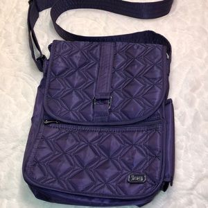 Lug Moped Crossbody Excellent Condition